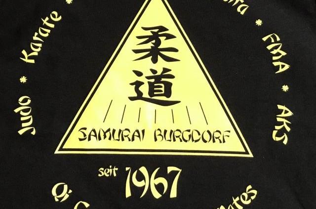 T-Shirt Rücken 17