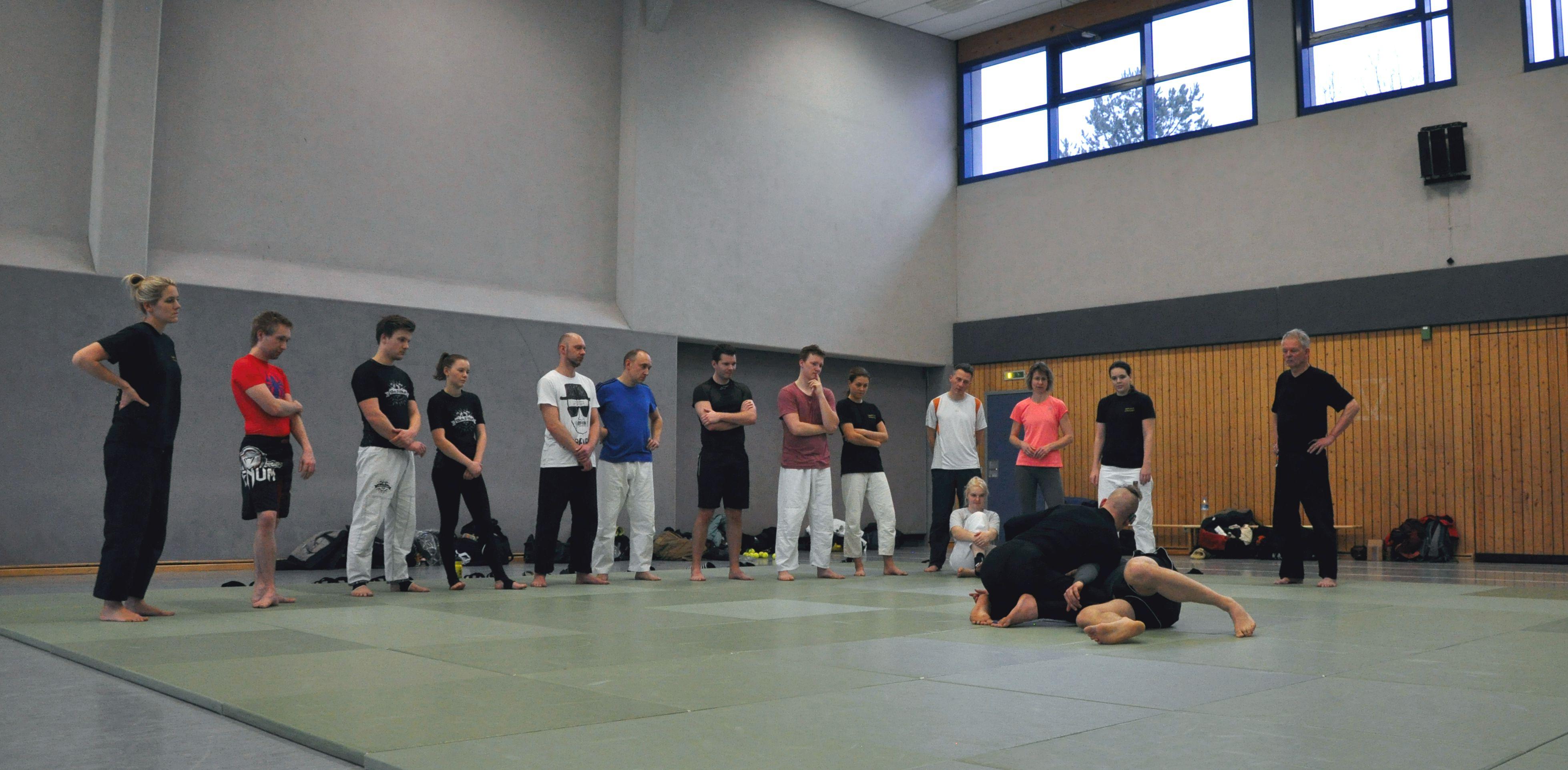MMA 001